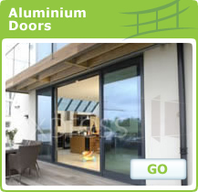 Aluminium Double Glazed Doors