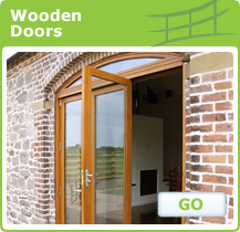 Wooden Double Glazed Doors
